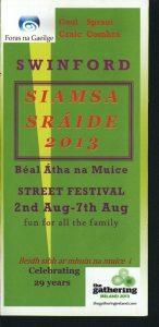 Siamsa Sráide 2013
