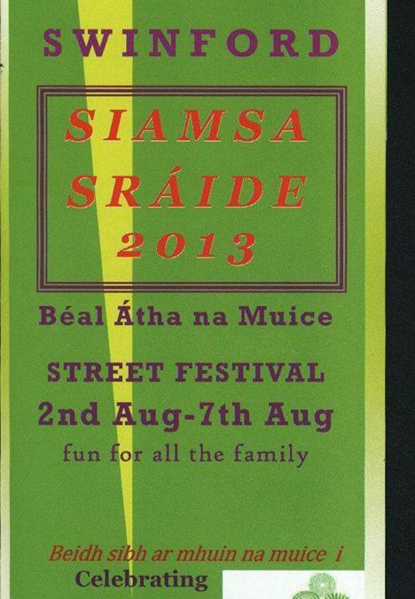 Siamsa Sráide 2013 In Swinford