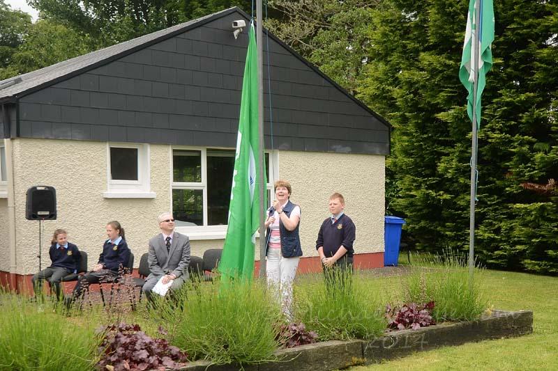 Swinford National School Awarded 5th Green Flag
