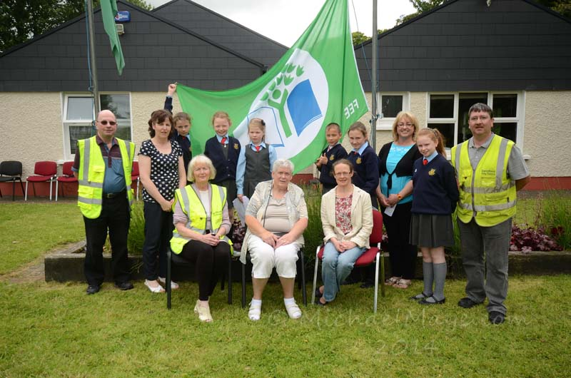 Swinford Green School 5th  Green Flag