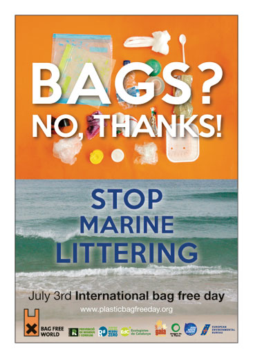Plastic Bag Free Day 3rd July