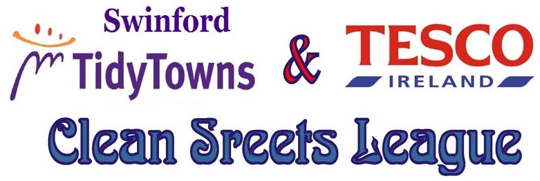 Swinford Clean Street league event header