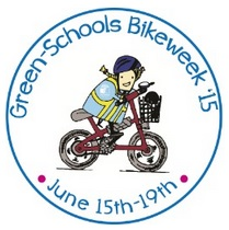 green schools bike week 2015