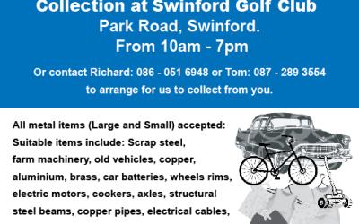 Scrap Metal Collection Swinford 2015