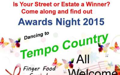 2015 Swinford Clean Street League Awards Night