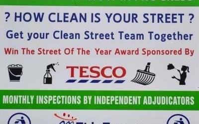 2016 Tesco Swinford Clean Street League Begins