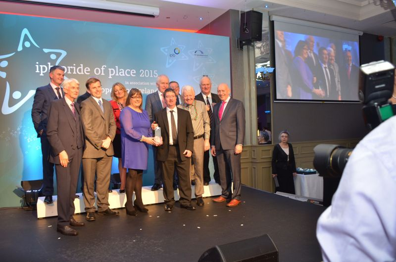 Swinford Win Pride Of Place 2015