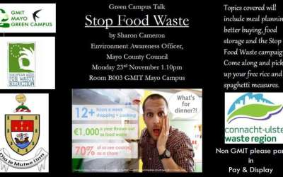 Stop Food Waste Talk