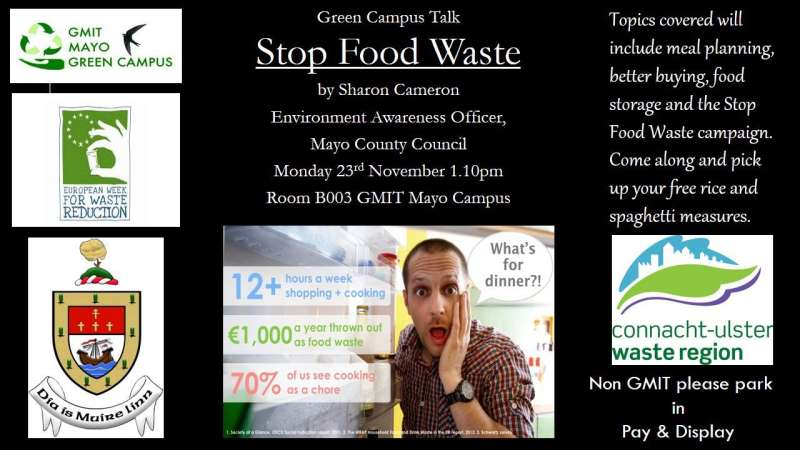 Stop Food Waste Talk