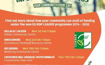 Leader Community Information Meeting