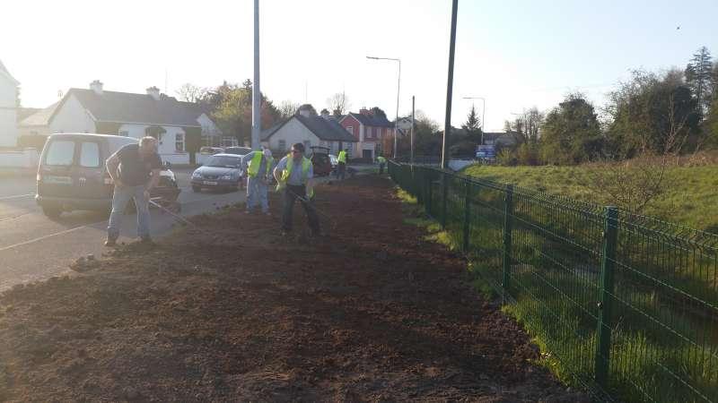 Kilkelly Road Reclamation 20150422_193148
