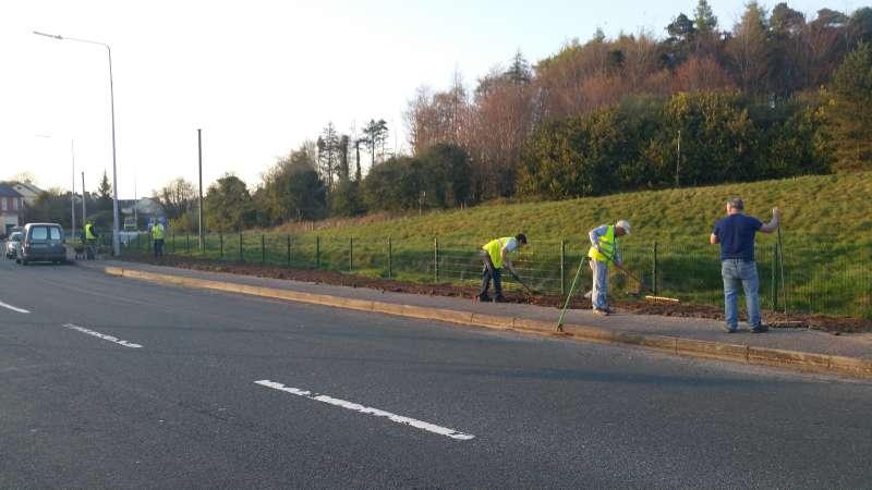 Kilkelly Road Reclamation 20150422_194900
