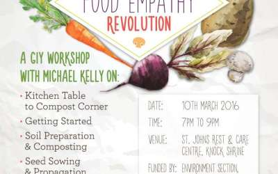 Free Grow Your Own Workshop In Knock
