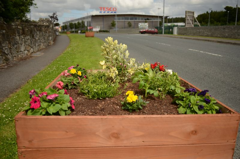 Kiltimagh road planters MAY_5836