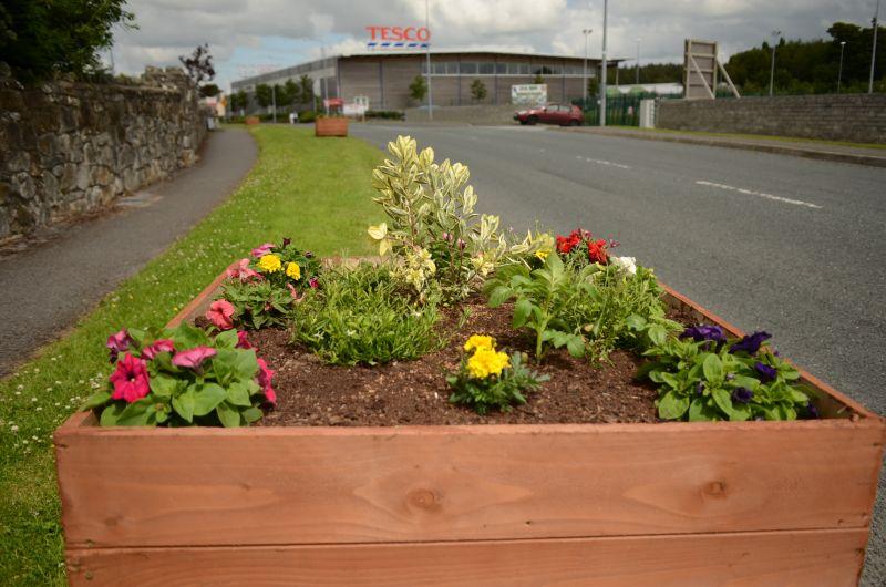 Kiltimagh road planters MAY_5836