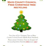 2016 free swinford christmas tree recycling
