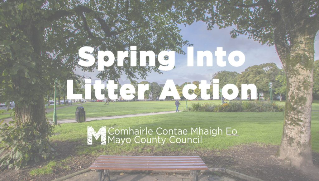 Spring into litter action