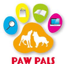 paw pals pet magazine logo
