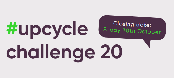 upcycle challenge 2020 closing date