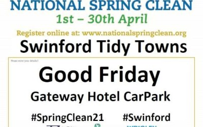 Swinford Annual Spring Clean 2021