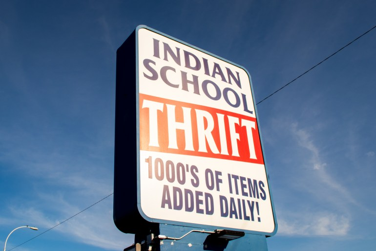 Indian School Thrift