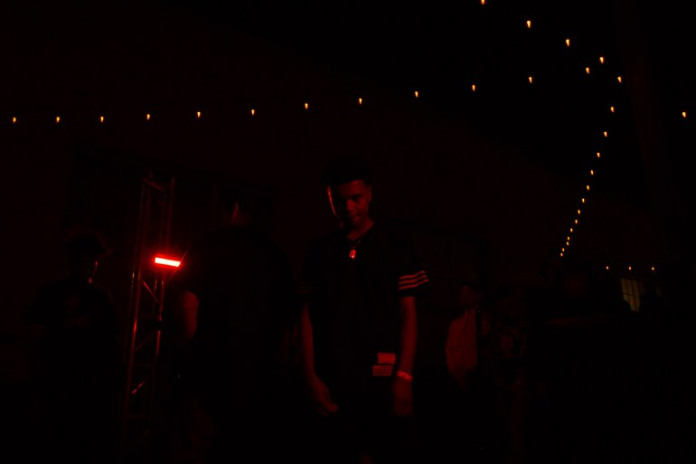 M2FG at Full Moon Festival Phoenix