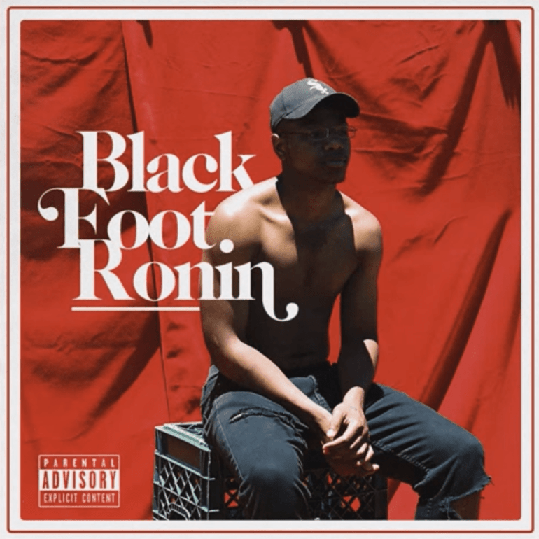 Slator Blacc - Black Foot Ronin