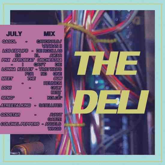 DELI 002 Cover