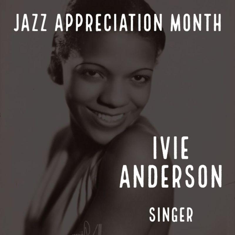Ivie Anderson, Singer