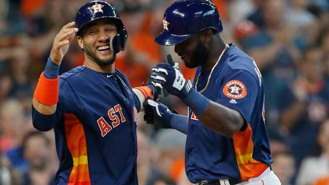 If someone unleashed the madness in the sidereal stadium, that was the Cuban duo of Yulieski Gurriel and Yordan Álvarez, both with batting to tie, the spirit with grand slam that equaled the actions to 8 in the sixth inning and the tugboat towing 2 in the eighth, decreeing new game, of 10 by 10