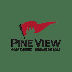 Pine View logo 5x5