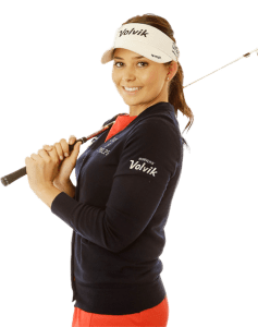 Victoria Elizabeth - former LPGA pro and Director of Golf