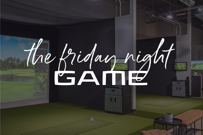Friday Night Game