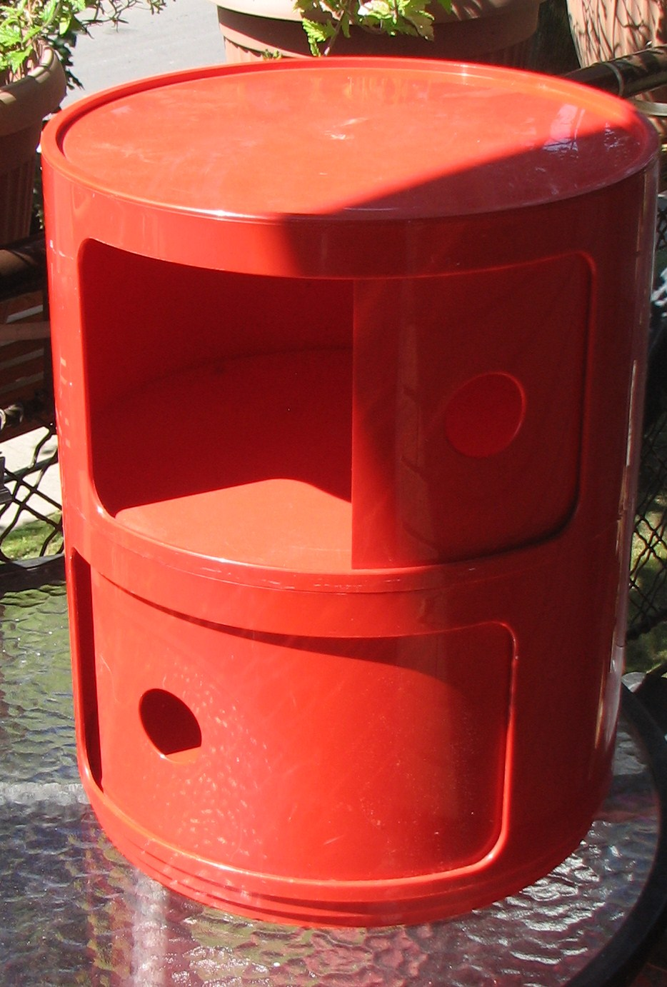 Vintage Kartell Componibili Storage Units Another Man S