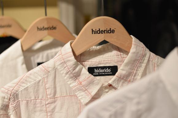 hideride (Bush Hunter) TOKYO Exhibition 2014