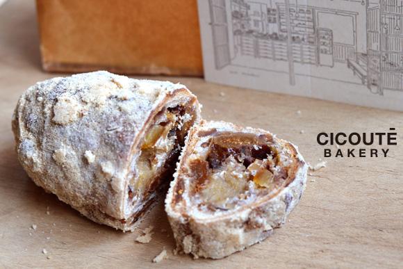 シュトレン(Cicoute Bakery)