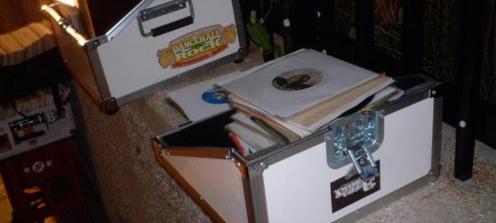 レコードボックス(7inch)