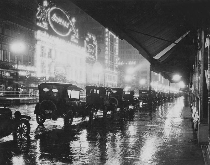 1920年代のロサンゼルス