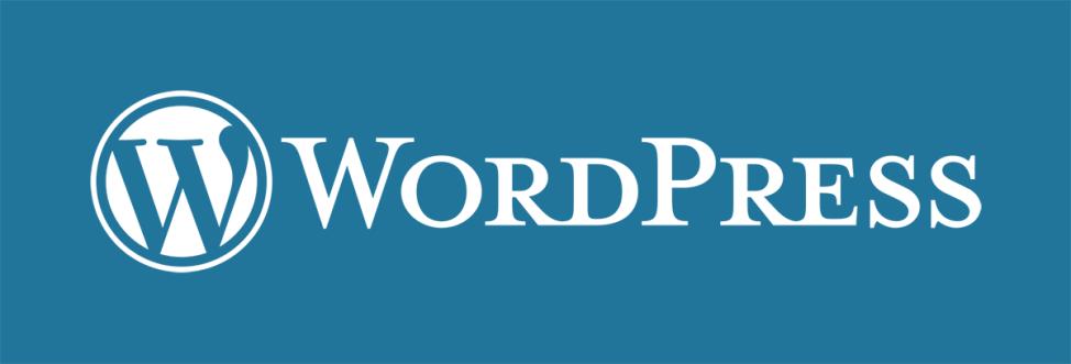 WordPress のロゴ