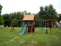 custom swing set installer 5686