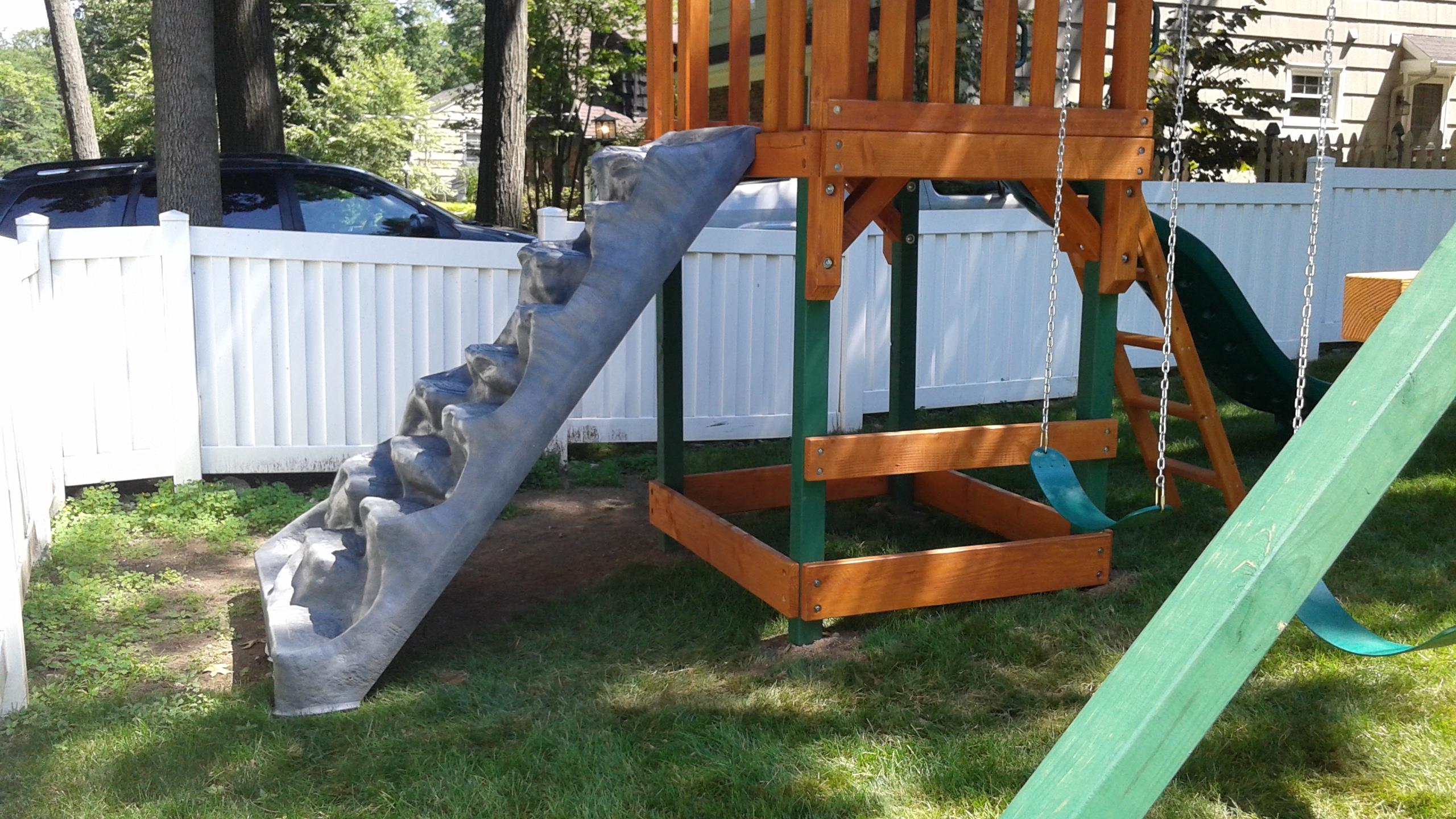 custom sets u2013 cedar summit canyon ridge u2013 gorilla playsets installer