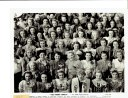 """""""Too Many Girls"""" with Lucille Ball in center front and Genevieve Grazis in center back 1940"""