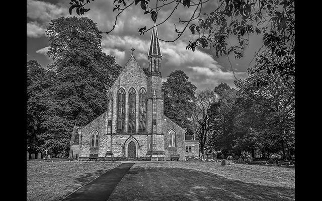 Bob Stokoe - Wringley Church Bob Stokoe