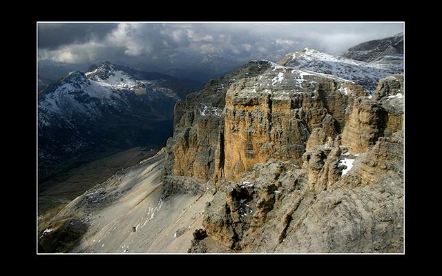 Ron Davies - Dolomite Storm 2 (Colour)
