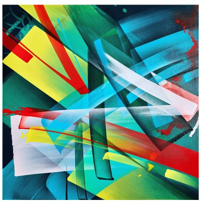 MadC--15-54-22092017-Acrylic-Watercolour-and-Spray-Paint-on-Canvas-100x100-cm-2017--5.500-