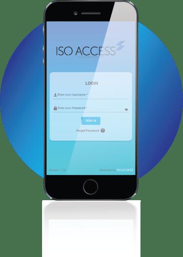 Swipe4Free_ISO_Access_Mobile