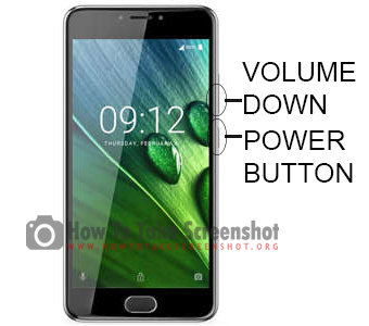 How to Take Screenshot on Acer Liquid Z6