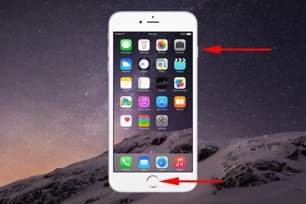 Guide To Take Screenshot On Apple iPhone 7 & iPhone 7 Plus
