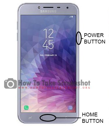 How to take Screenshot on Samsung Galaxy J4