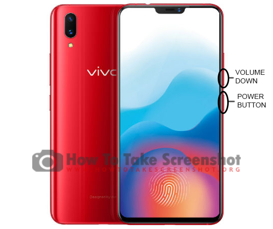 How to take Screenshot on Vivo X21i
